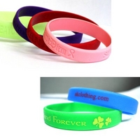 BEST SELLER! Silicon Wristbands